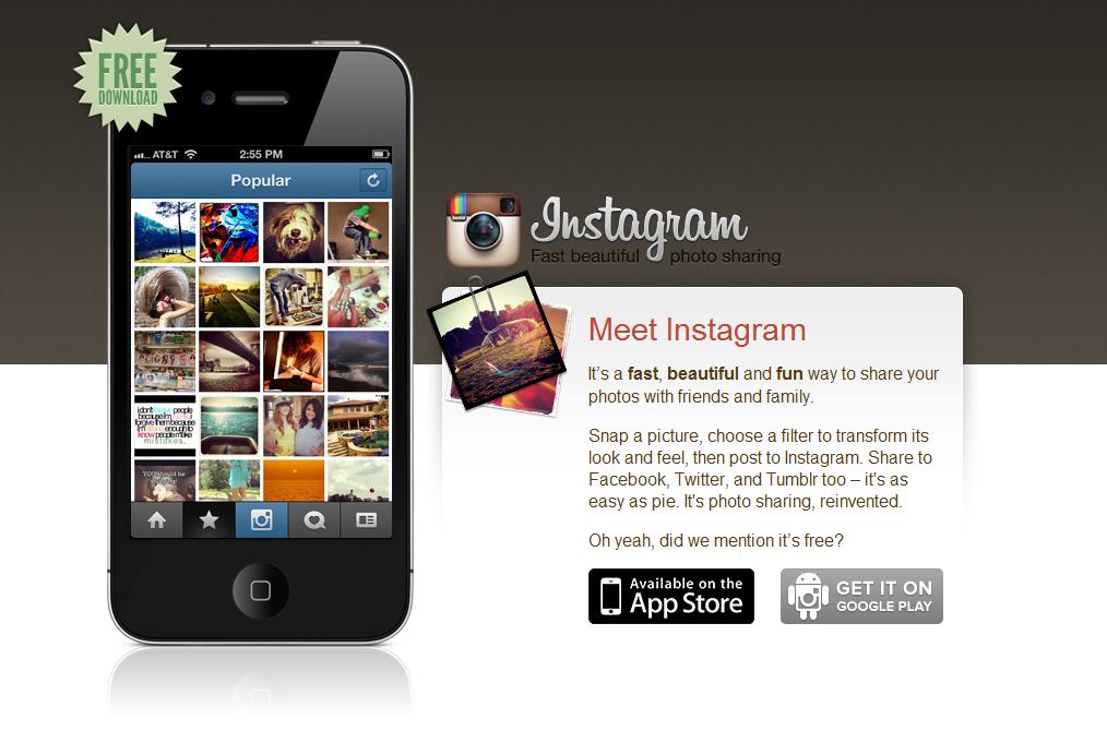 instagram changes lives intro