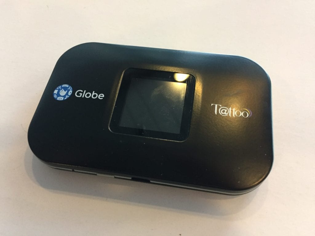 tattoo lte mobile wifi unboxing impressions