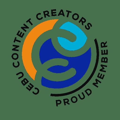 Proud Member of Cebu Content Creators