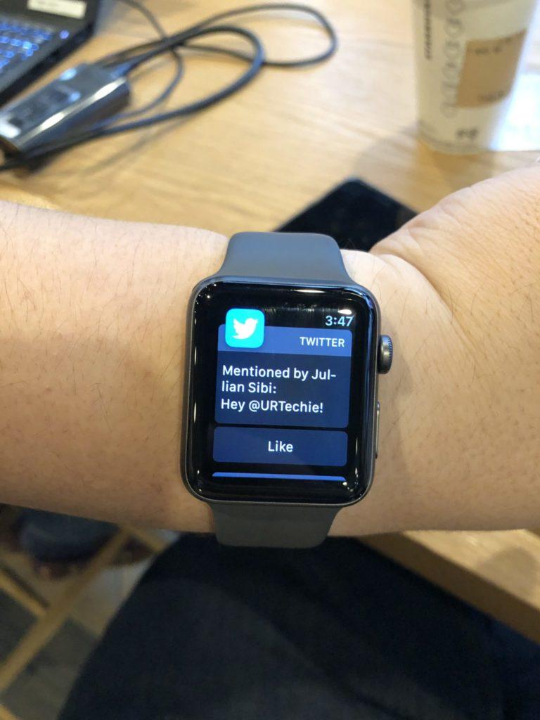 Apple Watch - Notifications