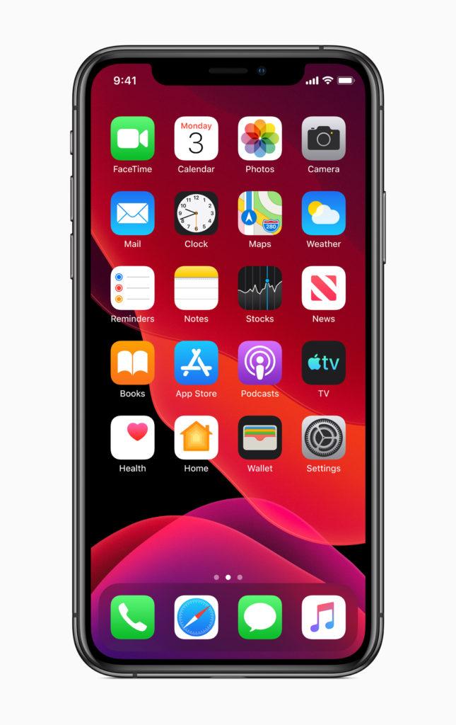 WWDC 2019 - iOS 13 - Dark Mode