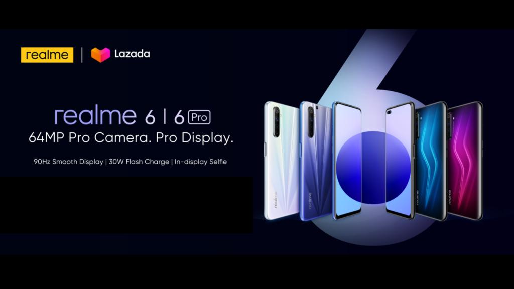 Realme 6 Series Lazada